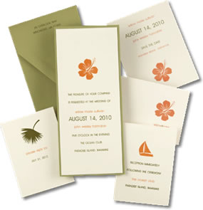 Personalized customized stationery