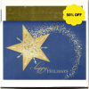 Sparkling Star Holiday Cards