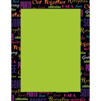 Celebrate Together Letterhead - 100 Count