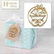 Honor Series - Delicate Touch Copper Baby Seals - 25 Count