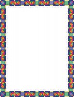 Stained Glass Letterhead - 50 Count