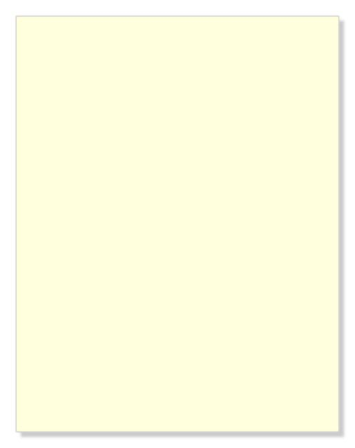 Ivory Flat Card Invitation with Envelopes - 100 Count