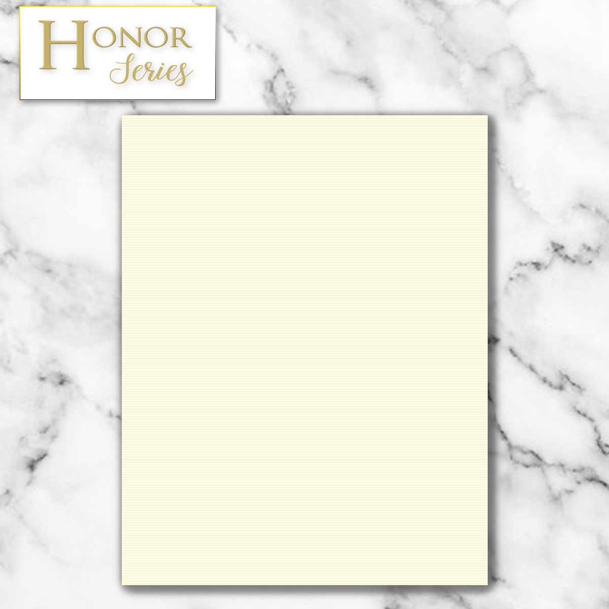 Honor Series - Oxford Cotton - 100 Count