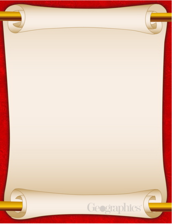 It is a picture of Scroll Paper Printable regarding diploma