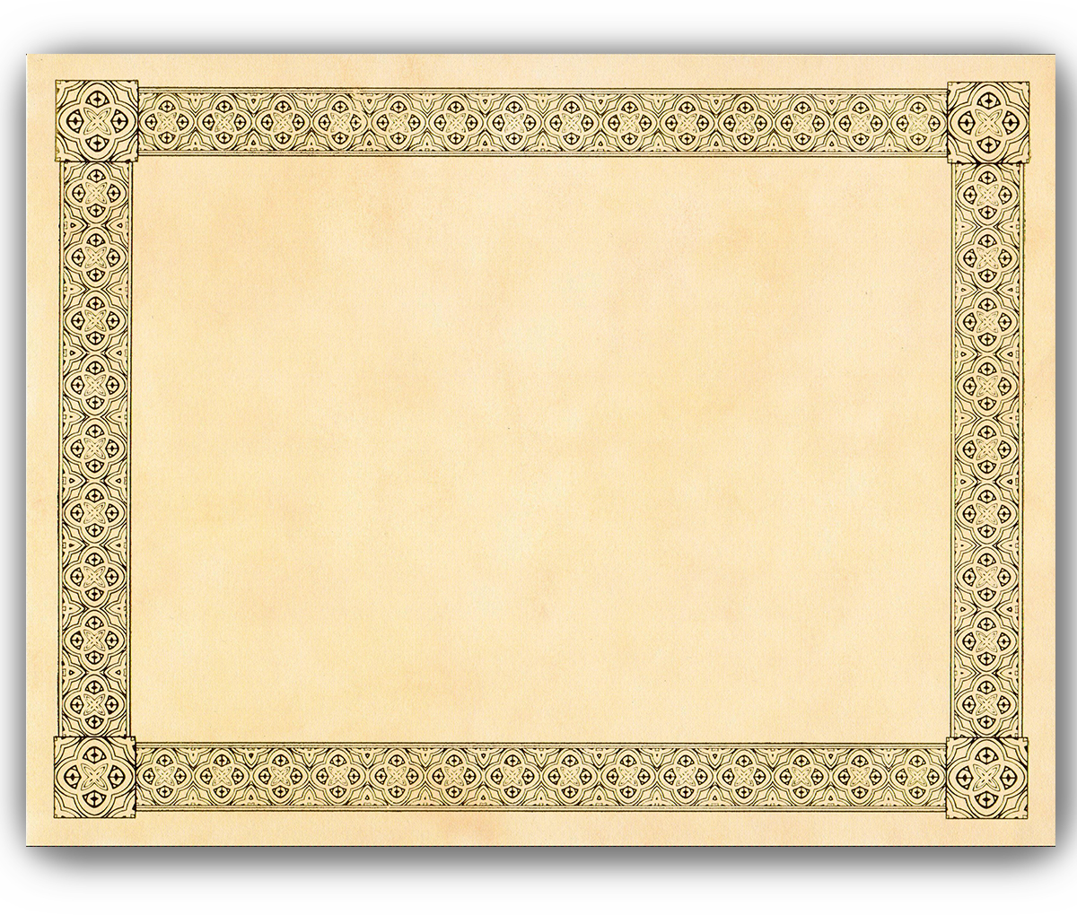 picture about Printable Gold Paper referred to as Gold Foil Parchment Certification Paper - 15 Depend [DP77743] : Designer Papers ornamental printer paper Printable Paper Xmas stationery