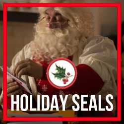 Holiday Seals